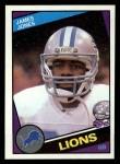 1984 Topps #256  James Jones  Front Thumbnail