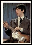 1964 Topps Beatles Color #8   Paul with George speaking Front Thumbnail