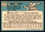 1965 Topps #552  Julio Gotay  Back Thumbnail