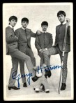 1964 Topps Beatles Black and White #10  George Harrison  Front Thumbnail
