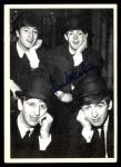 1964 Topps Beatles Black and White #89  Paul McCartney  Front Thumbnail