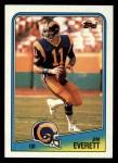 1988 Topps #288  Jim Everett  Front Thumbnail