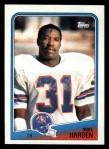 1988 Topps #36  Mike Harden  Front Thumbnail