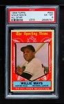 1959 Topps #563   -  Willie Mays All-Star Front Thumbnail
