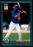 2001 Topps Traded #242 T Jose Reyes  Front Thumbnail