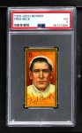 1911 T205  Fred Beck  Front Thumbnail