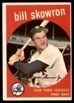1959 Topps #90  Bill Skowron  Front Thumbnail