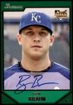 2007 Bowman #223  Ryan Braun  Front Thumbnail