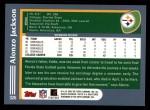 2003 Topps #326  Alonzo Jackson  Back Thumbnail