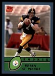 2003 Topps #362  Brian St.Pierre  Front Thumbnail