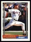 1992 Topps #277  Scott Chiamparino  Front Thumbnail