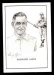 1950 Callahan Hall of Fame  Nap Lajoie  Front Thumbnail