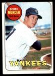 1969 Topps #657  Bobby Murcer  Front Thumbnail