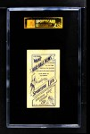 1910 M116 Sporting Life  Dots Miller  Back Thumbnail