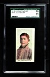 1910 M116 Sporting Life  Dots Miller  Front Thumbnail