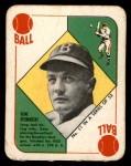 1951 Topps Red Back #11  Gene Hermanski  Front Thumbnail