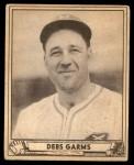 1940 Play Ball #161  Debs Gams  Front Thumbnail
