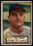 1952 Topps #38  Wally Westlake  Front Thumbnail