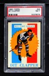1960 Topps #26   -  Dit Clapper All-Time Greats Front Thumbnail