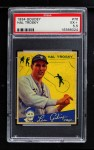 1934 Goudey #76  Hal Trosky  Front Thumbnail