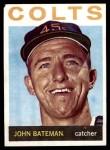 1964 Topps #142  John Bateman  Front Thumbnail