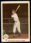 1959 Fleer #14   -  Ted Williams  Outstanding Rookie of 1939 Front Thumbnail
