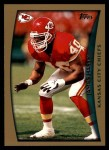 1998 Topps #71  James Hasty  Front Thumbnail