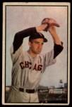 1953 Bowman #73  Billy Pierce  Front Thumbnail