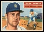 1956 Topps #84  Babe Birrer  Front Thumbnail
