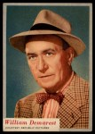 1953 Topps Who-Z-At Star #14  William Demarest  Front Thumbnail