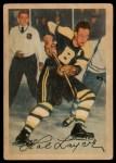 1953 Parkhurst #87  Hal Laycoe  Front Thumbnail